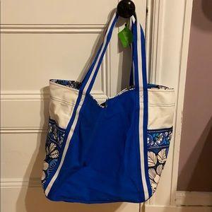 Vera Bradley Large Colorblock Tote bag